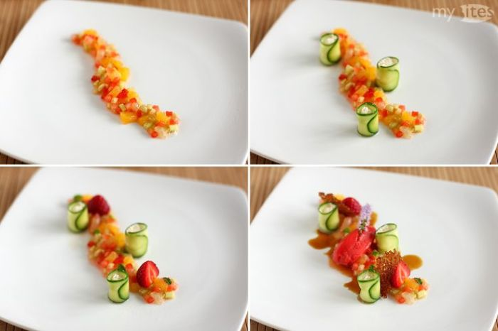Feast For Eyes Basics Of Plating Like A Pro Pink Salt